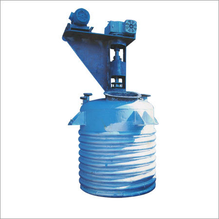 Limtech Coil Vessel Double Jacketed Inside