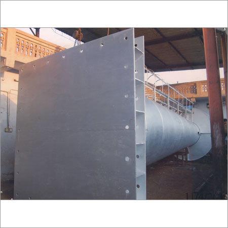 Mild Steel Chimney