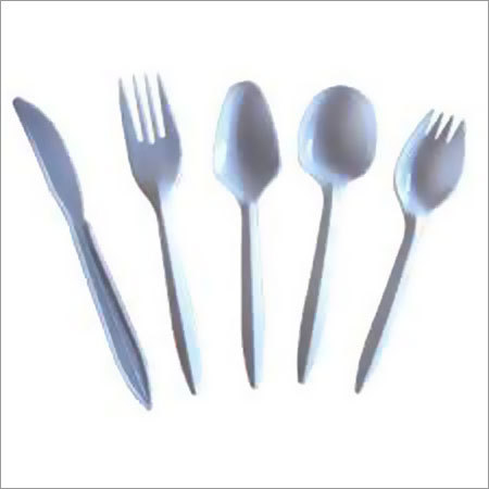 Disposable Plastic Spoon