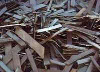Melting steel scrap