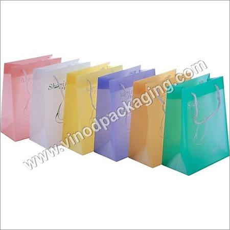 Colorful PP Bag