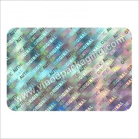 Paper Hologram Mark