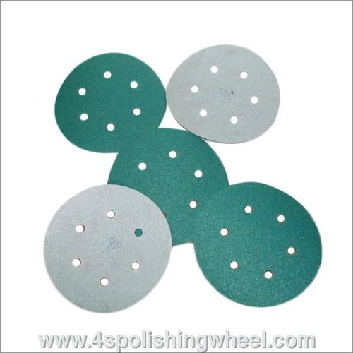 Abrasive Film Disc