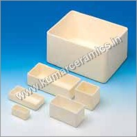 Refractory Combustion Boats and Trays without Handle