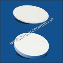 Ceramic Alumina Round Disc