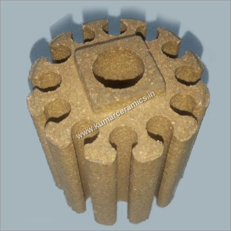 Refractory Furnace Fittings