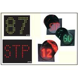 Traffic Signal Count Down Timers