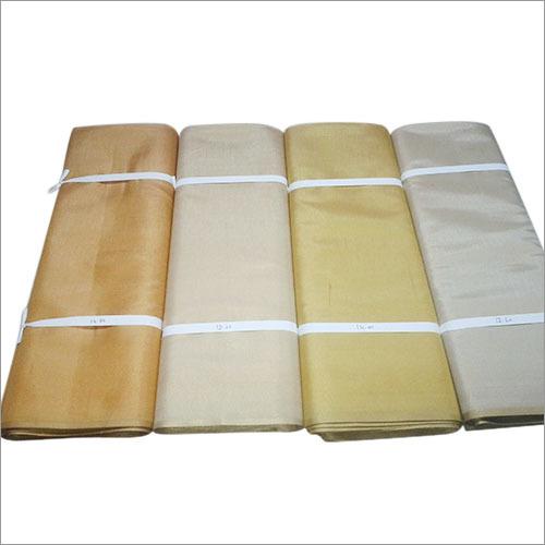 Golden Tissue Blouse Clothes