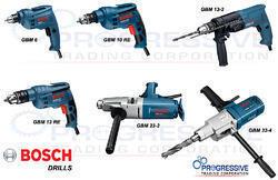 Bosch Heavy Duty Drill Machines