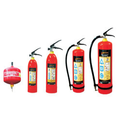 Stored Pressure Extinguisher