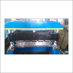 Aluminum Roof Tile Roll Forming Machine