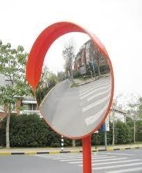 Road Convex Mirror