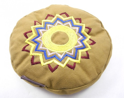 Single chakra Singing Bowl Cushion