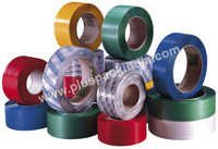 Coloured PP Strapping Rolls