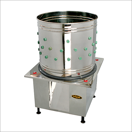 Chicken Feather Removing Machine