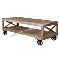 Reclaimed Or Recycled Wood Furniture