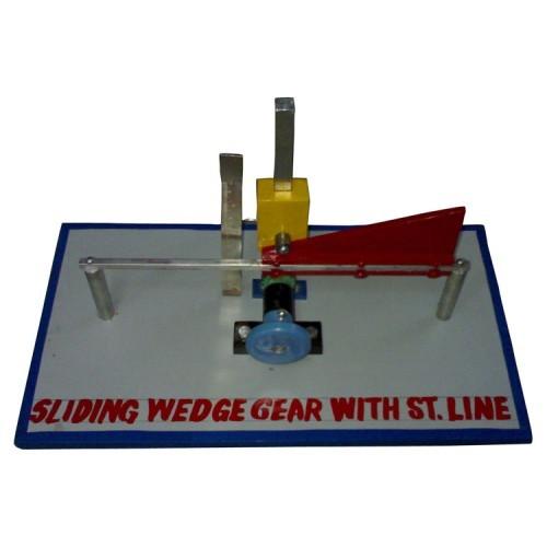 Sliding Wedge Gear