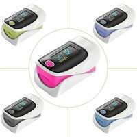 Oled Fingertip Oxymeter Spo2/Pr Monitor Blood Oxygen Pulse Oximeter
