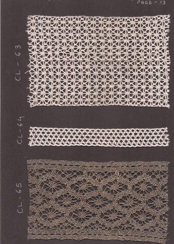 Cotton And Crocia Lace