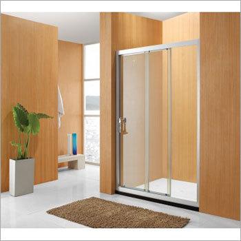 Aluminum Glass Shower Sliding Door