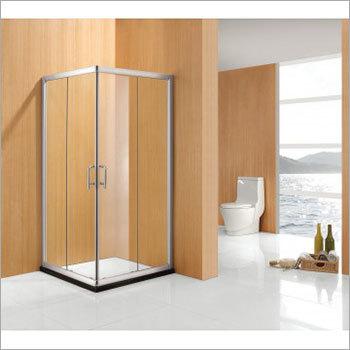 Custom Aluminum Shower Enclosure