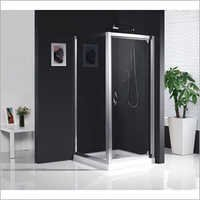 Custom Stainless Steel Shower Enclosure