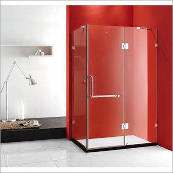Framesless Shower Enclosure