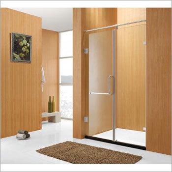 Modular Framesless Shower Enclosure