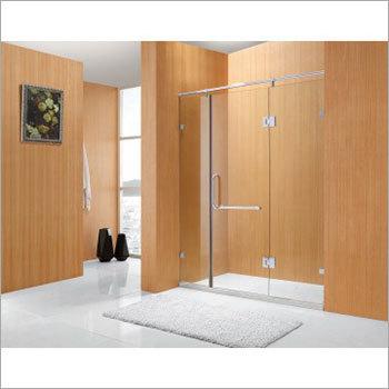 Custom Frameless Shower Enclosure