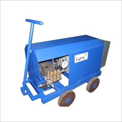 High Pressure Triplex Pump 500 BAR