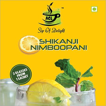 Instant Shikanji