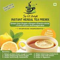 Instant Herbal Tea Premix