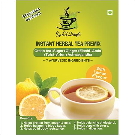 Organic Herbal Tea Premix