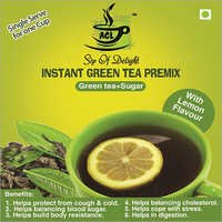 Lemon Green Tea Premix
