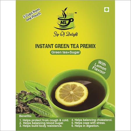 Organic Green Tea Premix