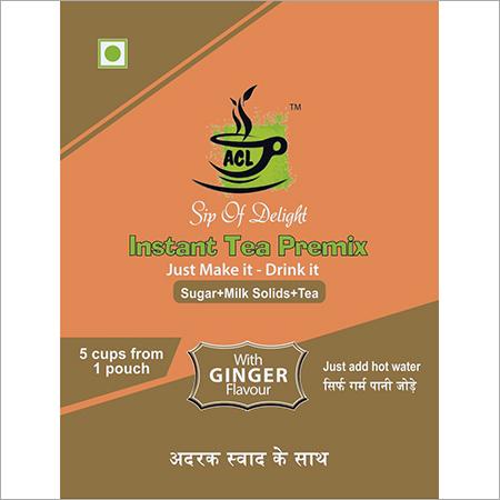 Instant Ginger Tea Premix
