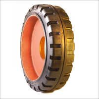 Mold On Wheels Tyres
