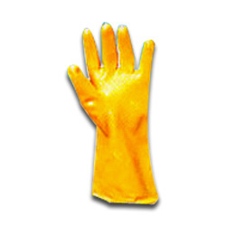 PVC Supported HAndgloves