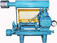 Twin Lobe Roots Blower for Effluent Treatment