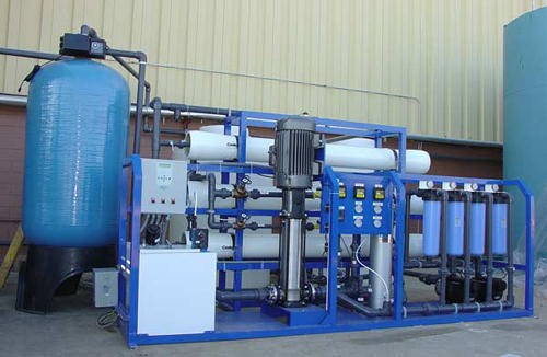 Reverse Osmosis Plant For Hospitals