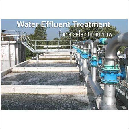 Sewage Water Effluents Plant