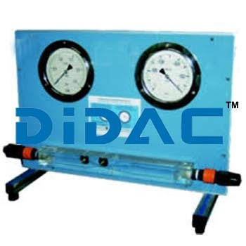 Cavitation Demonstration Apparatus