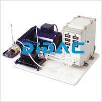 Compressible Flow Apparatus