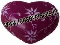 Marble  Soap Stone heart  2