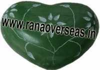 Marble  Soap Stone heart  3