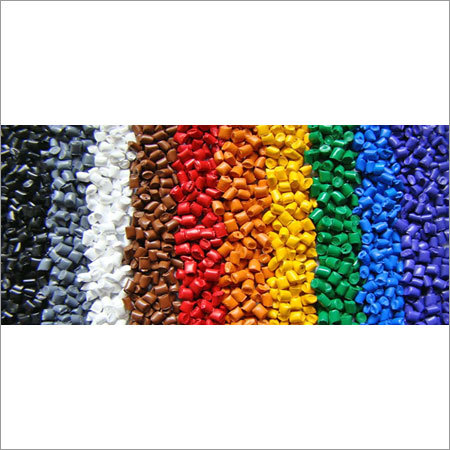Colored Poly Propylene Granules