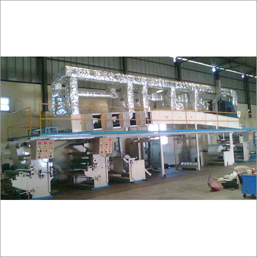 Coating and Gumming Machine
