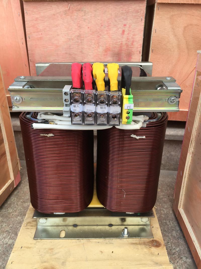 10KW single phase isolation transformer