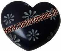 Marble  Soap Stone heart  12