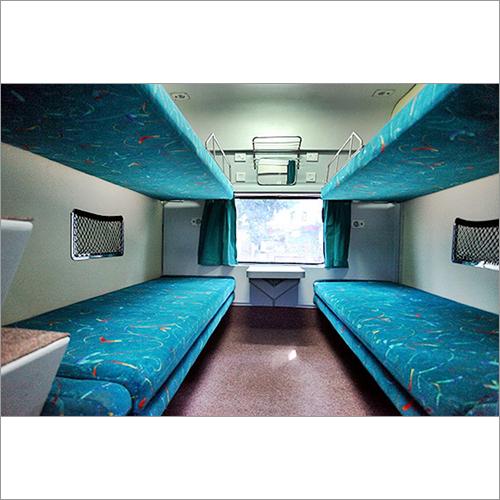 Pest Control Service For Railway Coach